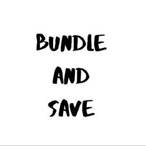 ❤️ Bundle And Save